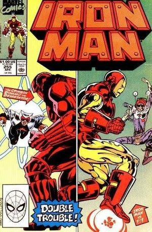 IRON MAN (1968 1ST SERIES) #255