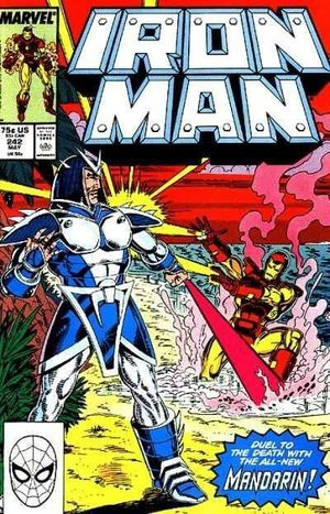 IRON MAN (1968 1ST SERIES) #242