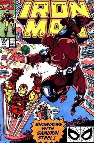 IRON MAN (1968 1ST SERIES) #257