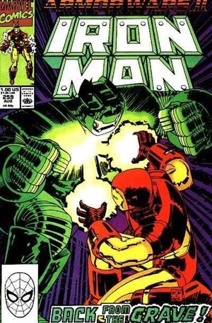 IRON MAN (1968 1ST SERIES) #259