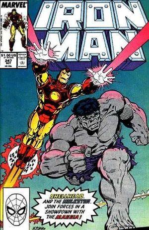 IRON MAN (1968 1ST SERIES) #247