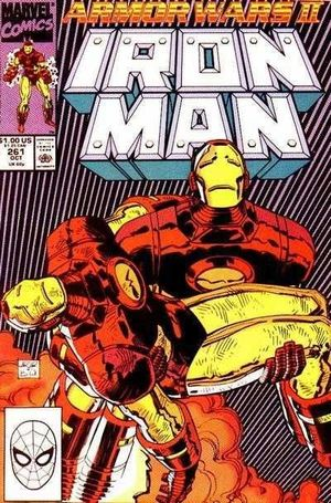 IRON MAN (1968 1ST SERIES) #261