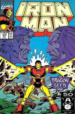 IRON MAN (1968 1ST SERIES) #273