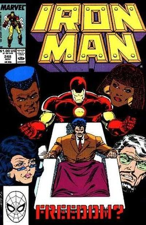 IRON MAN (1968 1ST SERIES) #248
