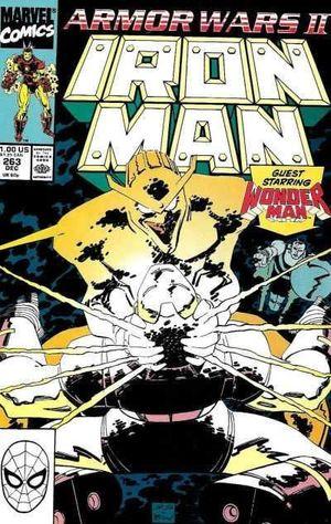 IRON MAN (1968 1ST SERIES) #263