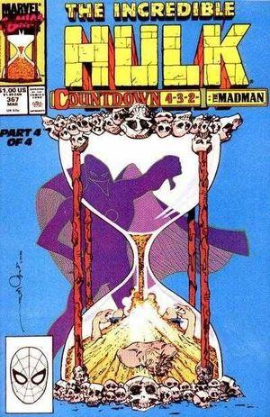 INCREDIBLE HULK (1962-1999 1ST SERIES) #367
