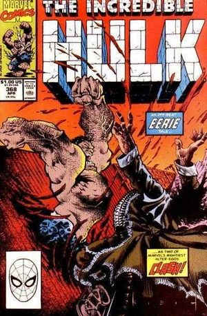 INCREDIBLE HULK (1962-1999 1ST SERIES) #368