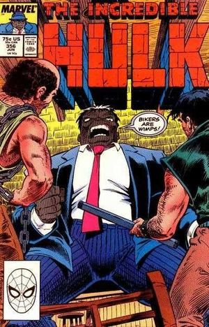 INCREDIBLE HULK (1962-1999 1ST SERIES) #356