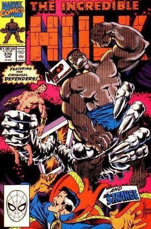 INCREDIBLE HULK (1962-1999 1ST SERIES) #370