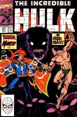 INCREDIBLE HULK (1962-1999 1ST SERIES) #371