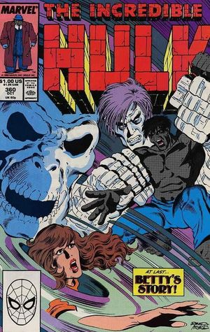 INCREDIBLE HULK (1962-1999 1ST SERIES) #360