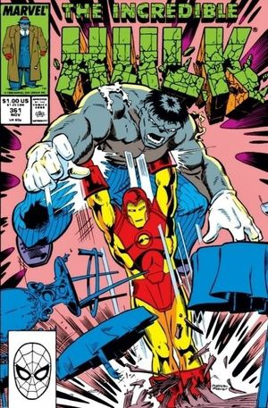 INCREDIBLE HULK (1962-1999 1ST SERIES) #361