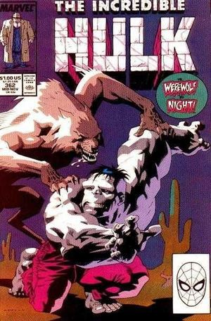 INCREDIBLE HULK (1962-1999 1ST SERIES) #362