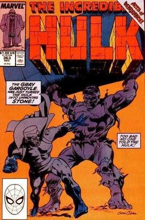 INCREDIBLE HULK (1962-1999 1ST SERIES) #363