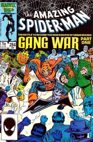 AMAZING SPIDER-MAN (1963 1ST SERIES) #284