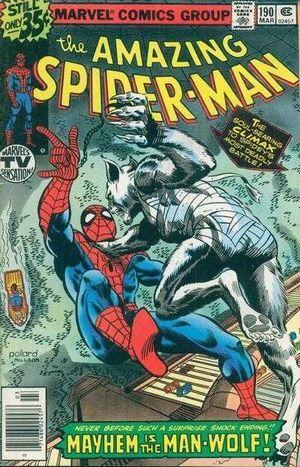 AMAZING SPIDER-MAN (1963 1ST SERIES) #190
