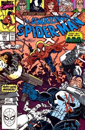 AMAZING SPIDER-MAN (1963 1ST SERIES) #331