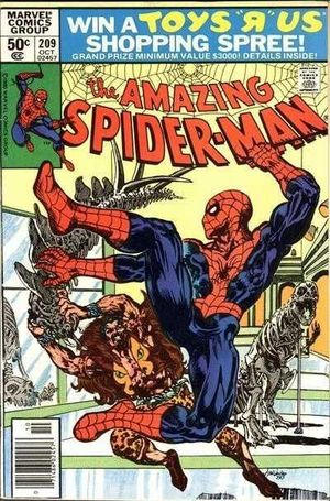 AMAZING SPIDER-MAN (1963 1ST SERIES) #209