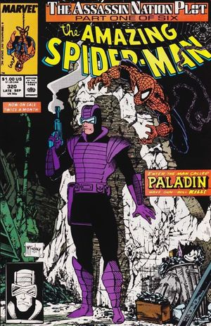 AMAZING SPIDER-MAN (1963 1ST SERIES) #320
