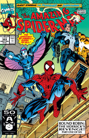 AMAZING SPIDER-MAN (1963 1ST SERIES) #353