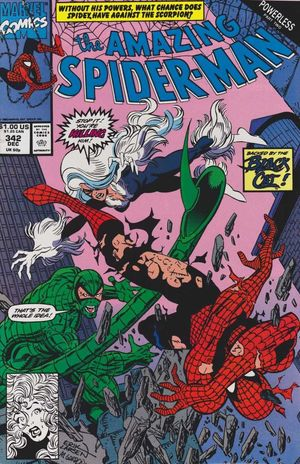 AMAZING SPIDER-MAN (1963 1ST SERIES) #342