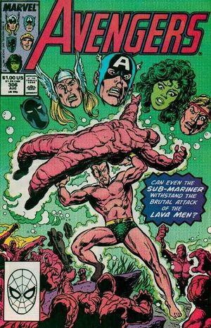 AVENGERS (1963 1ST SERIES) #306