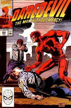 DAREDEVIL (1964 1ST SERIES) #286