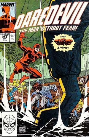 DAREDEVIL (1964 1ST SERIES) #274