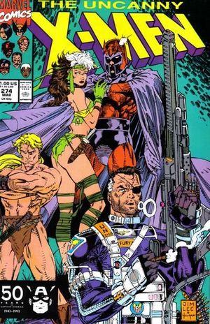UNCANNY X-MEN (1963 1ST SERIES) #274