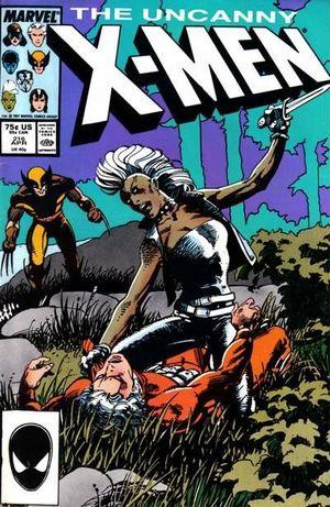 UNCANNY X-MEN (1963 1ST SERIES) #216