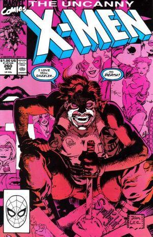 UNCANNY X-MEN (1963 1ST SERIES) #260