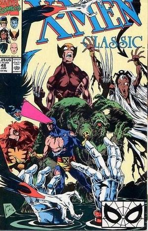X-MEN CLASSIC (1986 CLASSIC X-MEN) #48
