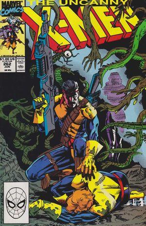 UNCANNY X-MEN (1963 1ST SERIES) #262