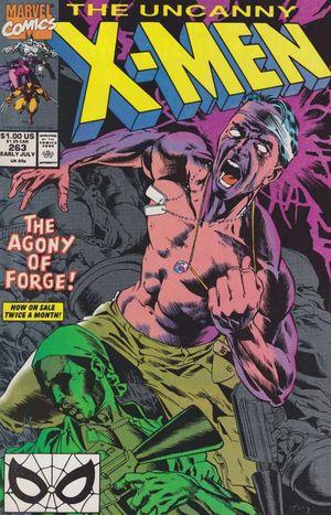 UNCANNY X-MEN (1963 1ST SERIES) #263
