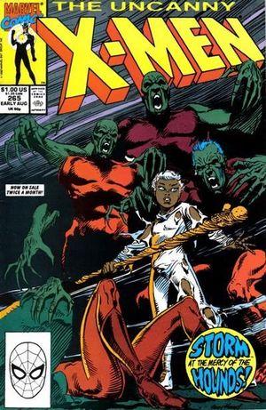 UNCANNY X-MEN (1963 1ST SERIES) #265