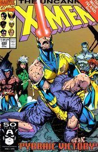 UNCANNY X-MEN (1963 1ST SERIES) #280