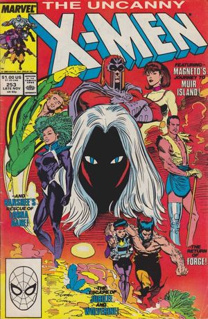 UNCANNY X-MEN (1963 1ST SERIES) #253