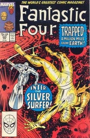FANTASTIC FOUR (1961 1ST SERIES) #325