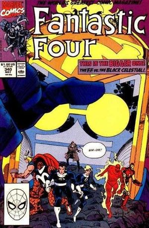 FANTASTIC FOUR (1961 1ST SERIES) #340