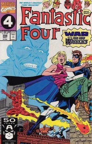FANTASTIC FOUR (1961 1ST SERIES) #356