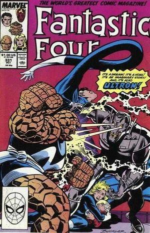 FANTASTIC FOUR (1961 1ST SERIES) #331