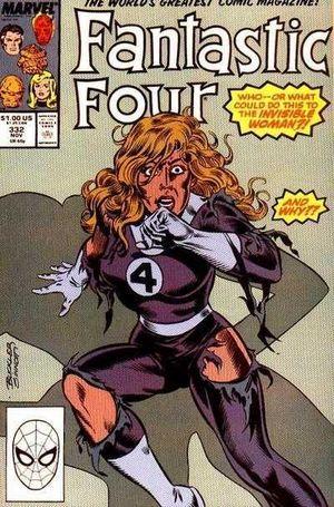 FANTASTIC FOUR (1961 1ST SERIES) #332