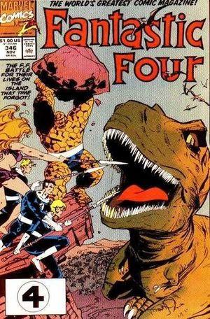 FANTASTIC FOUR (1961 1ST SERIES) #346