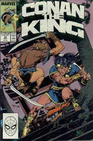 CONAN THE KING (1980) #52