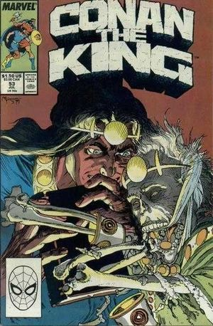 CONAN THE KING (1980) #53