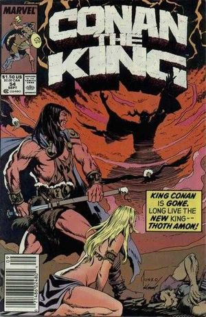 CONAN THE KING (1980) #54