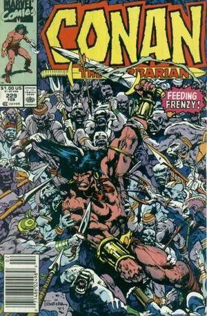 CONAN THE BARBARIAN (1970) #229
