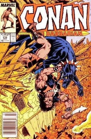 CONAN THE BARBARIAN (1970) #216