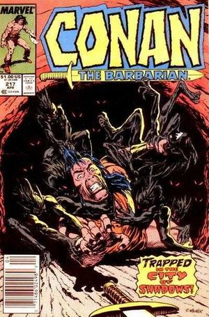 CONAN THE BARBARIAN (1970) #217