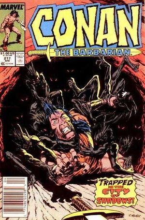 CONAN THE BARBARIAN (1970) #217